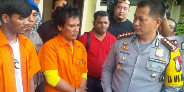 Polresta Medan Tangkap Dua Tersangka Penembak Wartawan