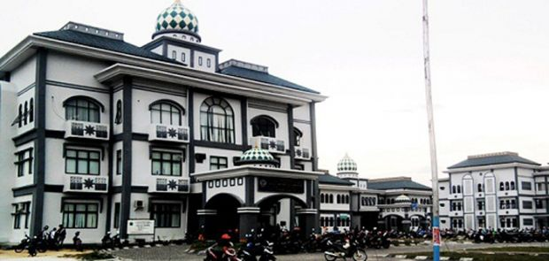 Ternyata UIN Suska Riau Pernah Berkampus di Bekas Sekolah Cina, Begini Sejarahnya