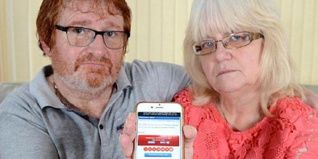 Aplikasi Bermasalah, Suami Istri Ini Gagal Raup Hadiah Lotere Rp 715 Miliar