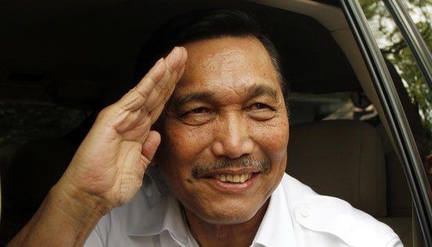 Menteri Luhut Panjaitan Pernah Wakili Riau di PON dan Sudah Banyak Minum Air Sungai Siak