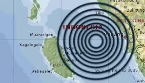 Gempa 8,3 Skala Richter dan Berpotensi Tsunami Guncang Mentawai, Warga Ngungsi ke Perbukitan