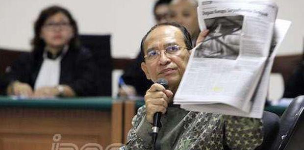 DUH... Berharap Keringanan, Hukuman Mantan Menteri Agama Suryadharma Ali Malah Ditambah dari 6 Tahun Jadi 10 Tahun