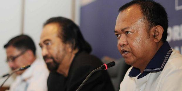 Surya Paloh: Kader Terlibat Korupsi Harus Keluar, Termasuk Saya!