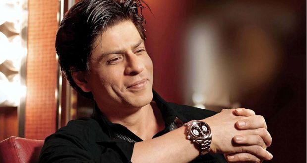 Astaga... Shahrukh Khan Hampir Saja Mati Terjatuh dari Tebing saat Syuting Terbarunya