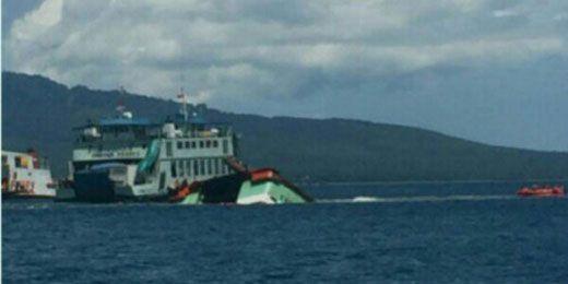 Kapal Pengangkut TKI Karam di Perairan Batam, 17 TKI Tewas, 37 Hilang
