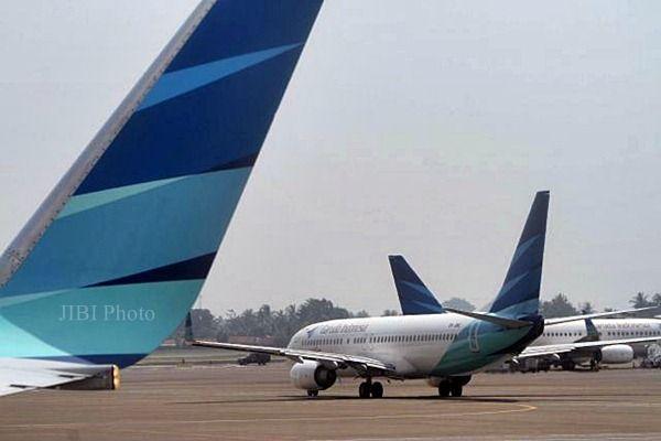 PRESTASI GIAA: Garuda Indonesia Didaulat Green Company Tiga Kali