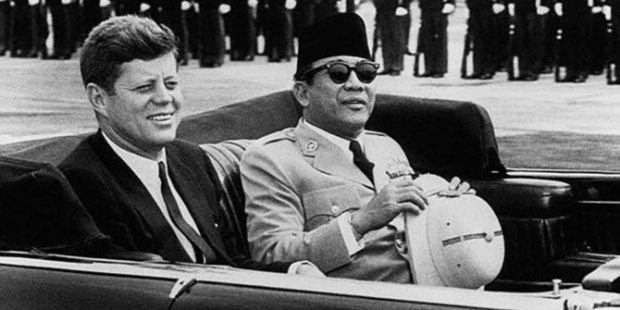 Kisah Presiden AS Beri Helikopter Gratis karena Kagum pada Soekarno