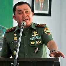 Jenderal Ini Perintahkan Anak Buahnya Tembak Pembakar Lahan di Riau