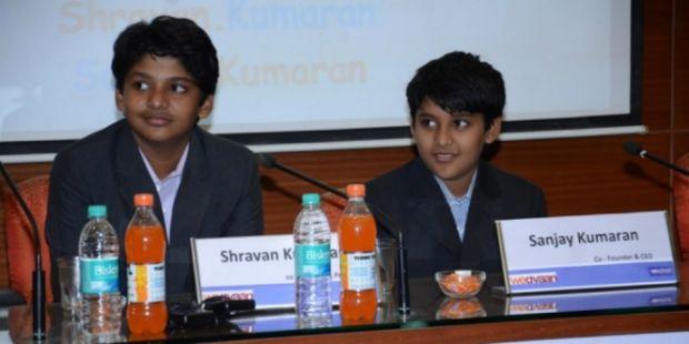 Kecil-kecil Cabe Rawit, Bocah Usia 10 dan 12 Tahun Ini Sudah Jadi CEO Perusahaan Teknologi