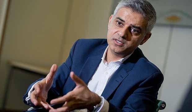 MENGHARUKAN... Ini Isi Pidato Perdana Sang Wali Kota Muslim London Pertama