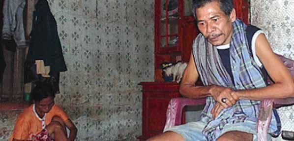 Ternyata... Kehidupan Keluarga Tersangka Pemerkosa Yuyun Sangat Menyedihkan