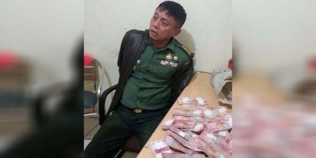 Menhan Geram... Minta Anggota TNI yang Edarkan Uang Palsu Dihukum Berat, Kalau Perlu Potong Tangan Saja
