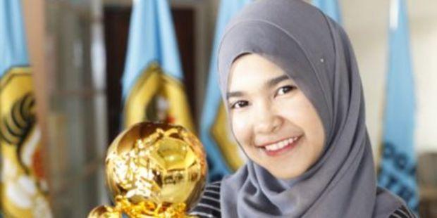 Heboh, Hijaber Asal Indonesia Menangkan Kontes Menyanyi di Jepang