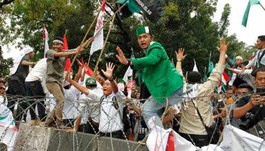 200 Pengacara Dampingi Kader HMI yang Ditangkap Usai Demo 4 November