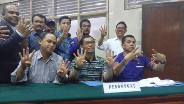 Wow! Setelah Dieliminasi KPU Simalungun, JR Saragih Diloloskan PTTUN Sehari sebelum Pilkada