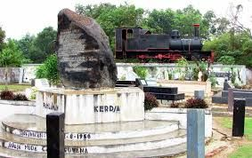 Memburu Sisa Sejarah di Bukit Rimbang Bukit Baling; Kisah Romusha Bangun Rel Kereta Api Pekanbaru-Sijunjung
