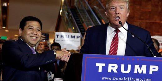 Donald Trump Terpilih sebagai Presiden ke-45 Amerika Serikat, Inilah Bisnis-bisnisnya di Indonesia