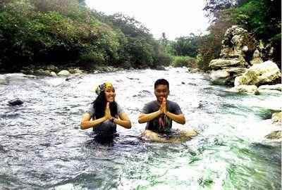 Ajaibnya Sungai Ini, Alirkan Air Panas dan Dingin Sekaligus