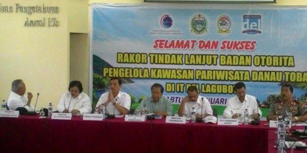 6 Perusahaan Termasuk PT Toba Pulp Lestari Dituding Rusak Kawasan Danau Toba