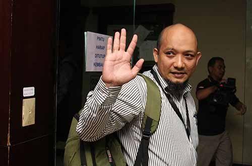 Kisah Penyidik Senior KPK Novel Baswedan 3 Kali Ditabrak tapi Selalu Selamat