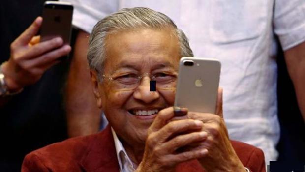 Rahasia Sehat Mahathir Mohamad Pemimpin Tertua di Dunia; Tiru Cara Makan Monyet yang Tidak Berlebihan