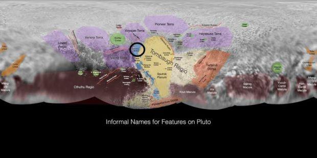 Al Idrisi Montes, Pegunungan di Pluto dan Ilmuwan Muslim di Balik Namanya