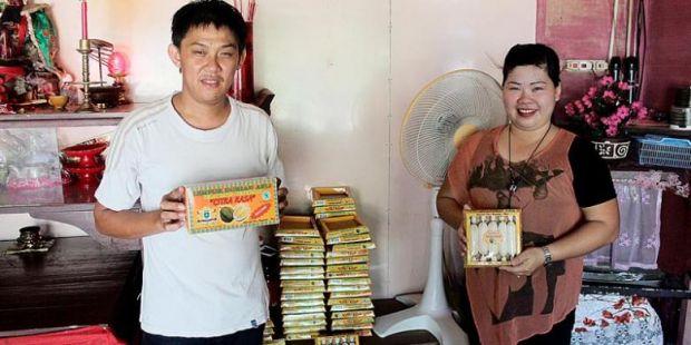 Mencoba Kelezatan Lempuk Durian, yang Kini Menjadi Ikon Pulau Bengkalis