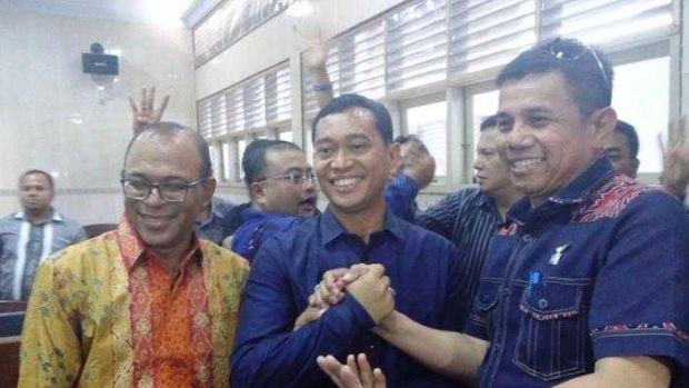 Hitung Cepat Versi KPU Simalungun, JR Saragih-Amran Sinaga Masih Unggul