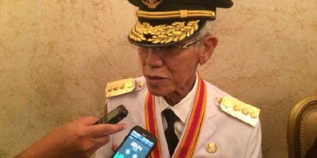 Berumur 73 Tahun, Gubernur Kepri Ngaku Masih Kuat Blusukan