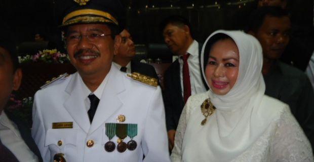 Akui Nikmati Suap APBD 2014, Plt Gubernur Sumut Pasrah Jika Sang Istri Jadi Tersangka