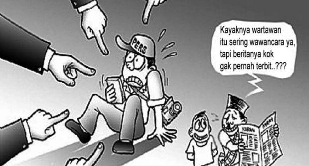Peras Pak Kades dengan Modus Monitor Dana Desa, 9 Wartawan Gadungan Ditangkap