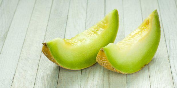 Paduan Apel dan Melon, Ampuh Hilangkan Karang Gigi