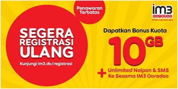 Cara Daftar & Aktivasi Paket Internet Indosat