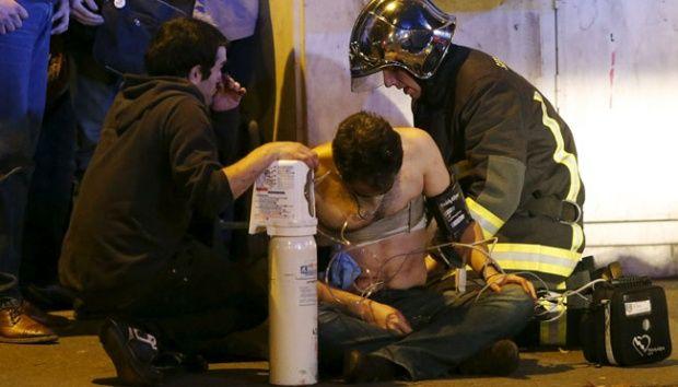Surat Remaja Ini Ungkap Situasi Mencekam saat Teroris Tembaki Warga Paris di Gedung Konser, Begini Isinya