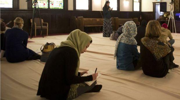 """Diberi Nama """"Mariam"""", Denmark Punya Masjid Khusus untuk Perempuan"""