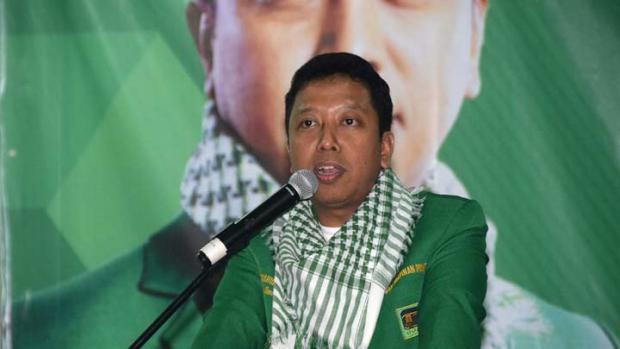 Ketua Umum PPP Romahurmuziy Ditangkap KPK di Kanwil Kemenag Jawa Timur