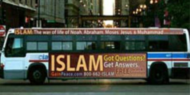 Mengharukan, Kisah Guru Masuk Islam setelah Lihat Iklan Layanan di Bus