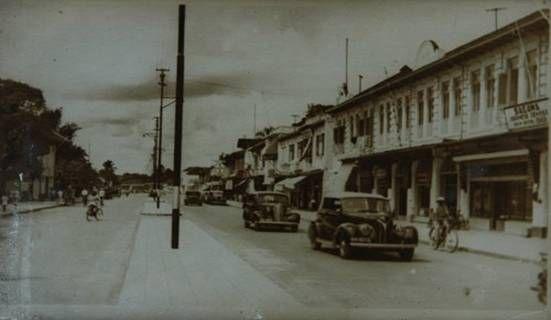 Pekanbaru, Berawal dari Bandar Senapelan...