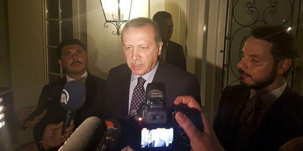 Erdogan Kembali ke Istana, Pemerintah Turki Tangkap 120 Tentara yang Terlibat Kudeta