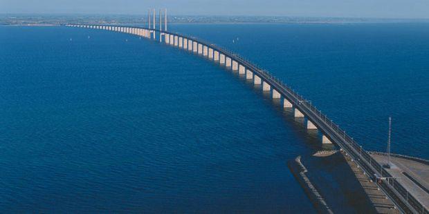 Inilah Oresund, Jembatan Berarsitektur Canggih Penghubung Denmark-Swedia dan Jadi Kebanggaan Warganya