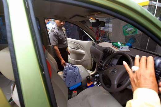 Mobil Ketua KPU Pematangsiantar Dijebol Maling saat Pemungutan Suara Pilkada Susulan Siang Tadi