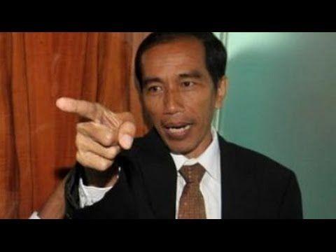 Malu dengan Bencana Asap, Jokowi: Polisi Jangan Ragu Tindak Pelaku