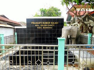 Cerita Tragis di Balik Asal-usul Nama Kelurahan Gajah Sakti di Kota Duri