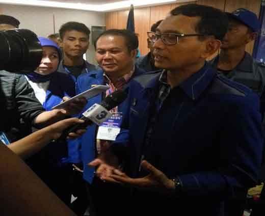 JR Saragih Pimpin Partai Demokrat Sumut, Kalahkan <i>Incumbent</i> HT Milwan di Musda III