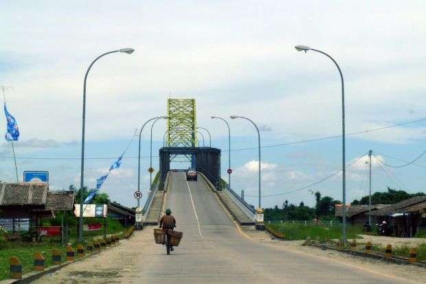 """Meneroka Sejarah Berdirinya Kabupaten Indragiri Hilir: Kini Tak Lagi Berjuluk """"Negeri Seribu Parit"""""""