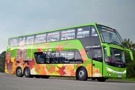 Penumpang Kualanamu-Pematangsiantar Kini Bisa Menikmati Bus Jet dengan Tiket Rp55 Ribu