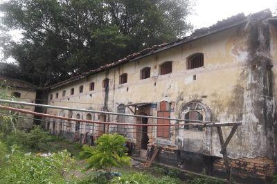 Benteng Huis Van Behauring di Bengkalis, Penjara Zaman Belanda Rumah Tahanan Para Raja Nusantara