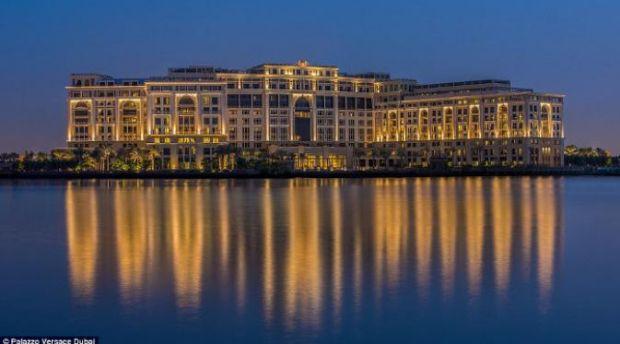 Inilah Hotel Termewah di Timur Tengah
