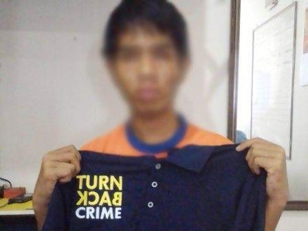 """Bermodal Kaos """"Turn Back Crime"""" Beli di Pasar Senen, Anton Berhasil Tiduri Gratis 13 PSK"""