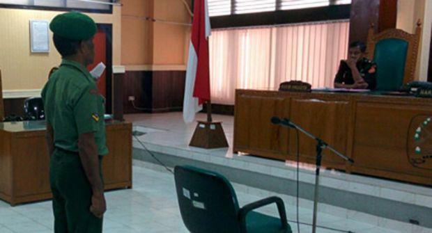 ASTAGA... Anggota TNI Ini Cabuli 2 Putrinya Puluhan Kali di Hotel